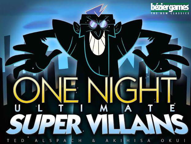 One Night: Ultimate Super Villains image
