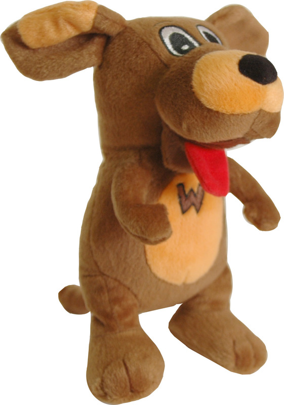"""The Wiggles: Wags The Dog - 10"""" Plush"""