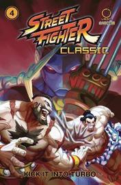 Street Fighter Classic Volume 4 by Ken Siu-Chong