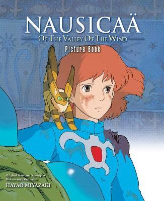 Nausicaa of the Valley of the Wind Picture Book by Hayao Miyazaki