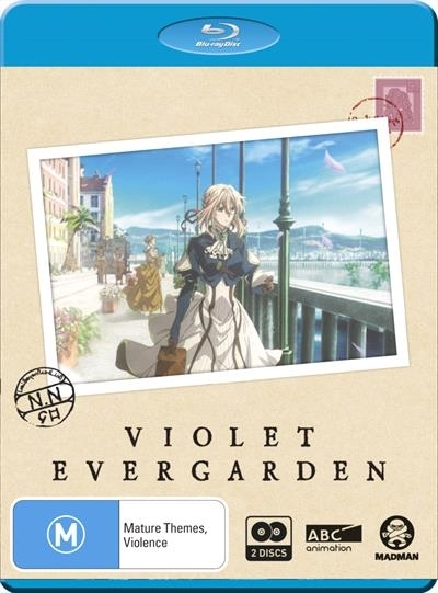 Violet Evergarden (Eps 1-13 + Special) on Blu-ray