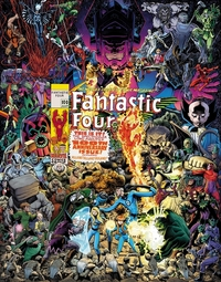 Fantastic Four Omnibus Vol. 4 by Stan Lee