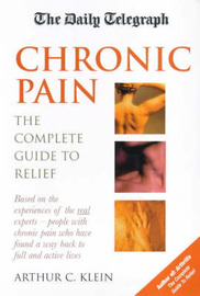 """Daily Telegraph"" Chronic Pain: The Complete Guide to Relief image"