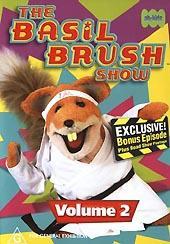 Basil Brush Show, The - Volume 2 on DVD