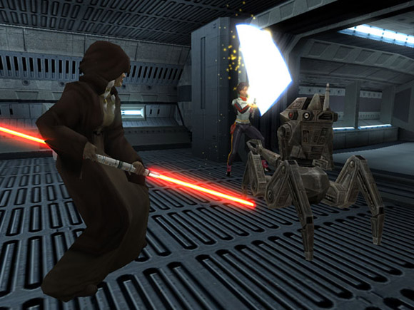 Star Wars: Knights of the Old Republic II: The Sith Lords for Xbox image