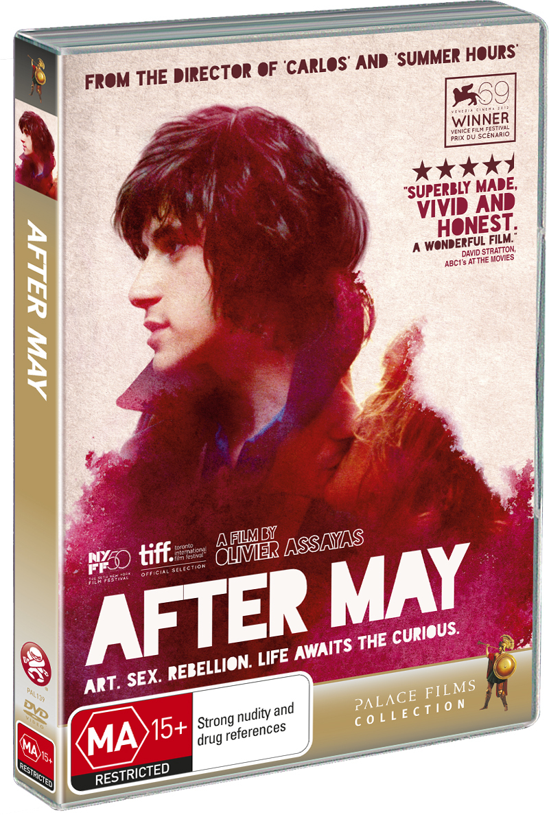 After May on DVD image