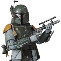 MAFEX: Star Wars - Boba Fett - Collectable Figure