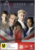 Law & Order UK: Series 2 on DVD