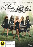 Pretty Little Liars Season 6 on DVD