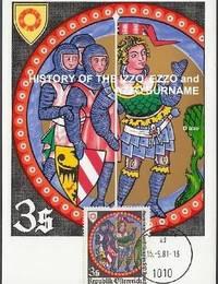 History of the Izzo, Ezzo and Azzo Surname by Dizzo