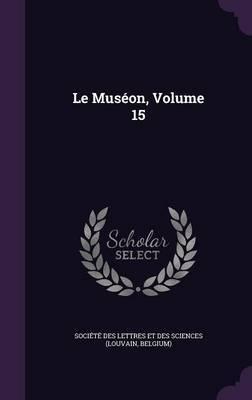 Le Museon, Volume 15