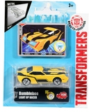 Transformers: Metal Mini Car - Bumblebee