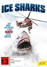 Ice Sharks on DVD