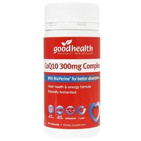Good Health CoQ10 300mg Complex (30 Capsules)