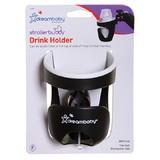 Strollerbuddy® Drink Holder - Black/Cream Trim