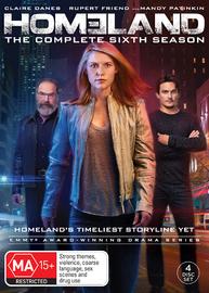 Homeland - Season 6 DVD