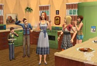 The Sims 2: Free Time for PC Games image