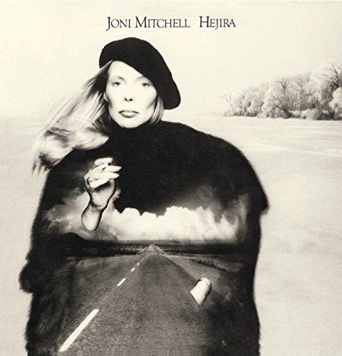 Joni Mitchell - Hejira by Joni Mitchell image