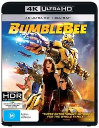 Bumblebee on UHD Blu-ray