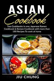 Asian Cookbook by Jiu Chung