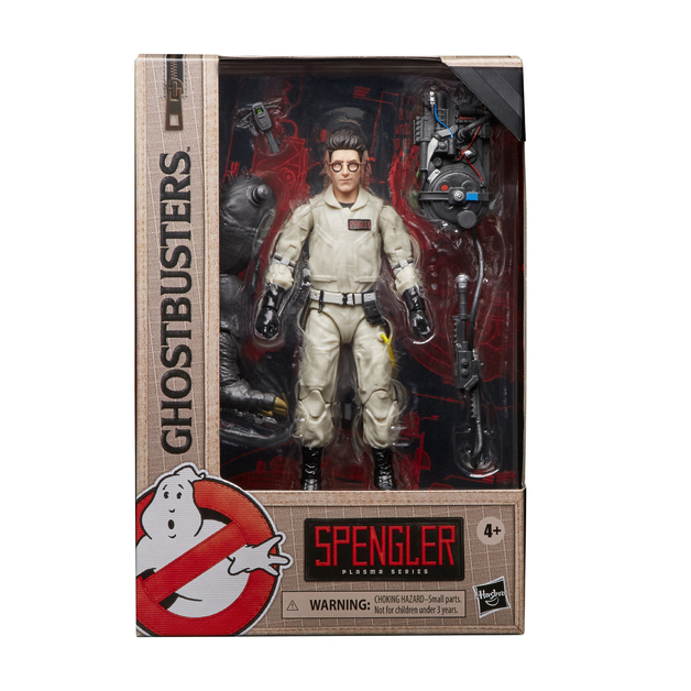 Ghostbusters: Plasma Series - Egon Spengler Action Figure