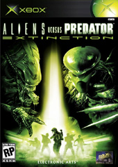 Aliens vs Predator: Extinction for Xbox