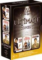 Ultimate Comedy Collection - Johnny English/Meet The Parents/Liar Liar on DVD