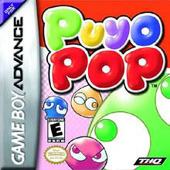 Puyo Pop for Game Boy Advance