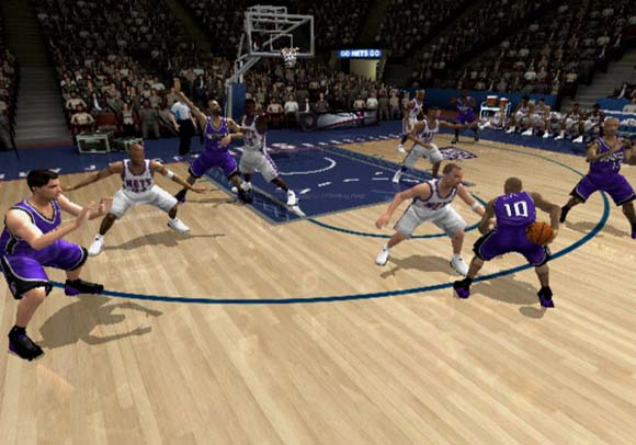 NBA Live 2004 for PC Games image