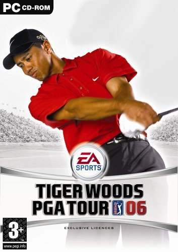 Tiger Woods PGA Tour 06 for PC Games