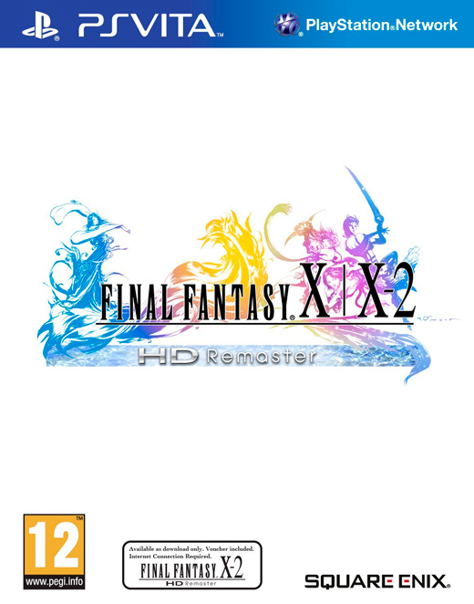 Final Fantasy X / X-2 HD Remaster for Vita