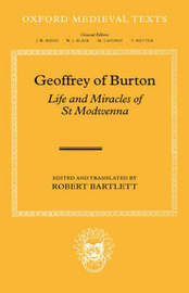 Geoffrey of Burton: Life and Miracles of St Modwenna image
