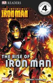 The Invincible Iron Man the Rise of Iron Man image