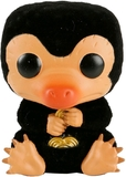 Fantastic Beasts - Niffler Flocked US Exclusive Pop! Vinyl Figure