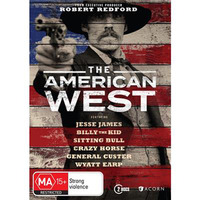 The American West - Season 1 on DVD
