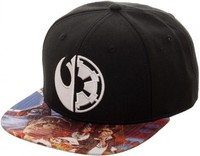 Star Wars: Sublimated - Snap-back Cap