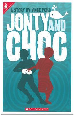 Jonty and Choc by Vince Ford