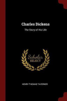 Charles Dickens by Henry Thomas Taverner image