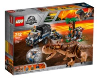 LEGO Jurassic World - Carnotaurus Gyrosphere Escape (75929)