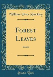 Forest Leaves by William Penn Shockley image