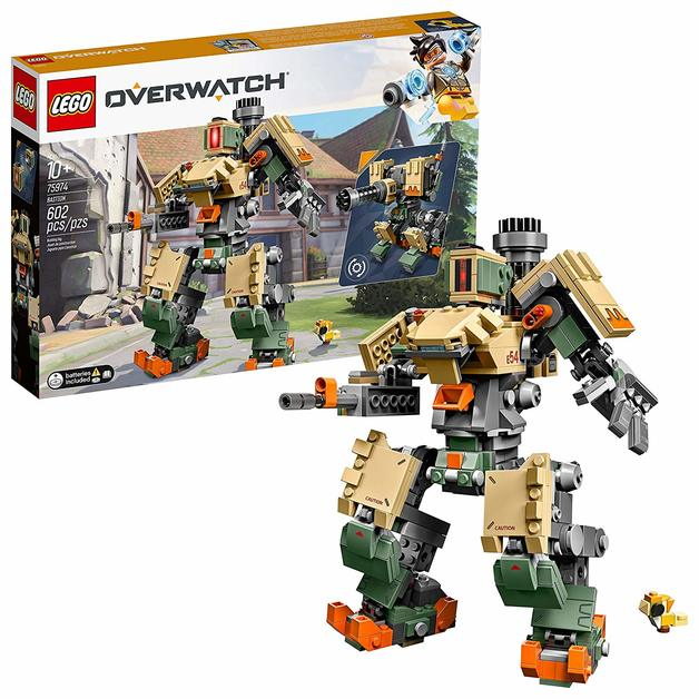 LEGO Overwatch - Bastion | Toy | at Mighty Ape NZ