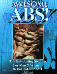 Awesome Abs: The Gut-busting Solution for Men and Women by Paul Check image