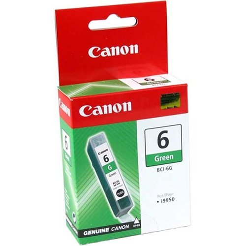 Canon BCI-6G Green Individual ink tank for i9950)