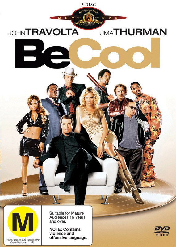 Be Cool on DVD