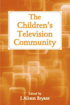 The Children's Television Community