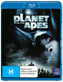 Planet Of The Apes on Blu-ray