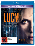 Lucy (Blu-ray/Ultraviolet) on Blu-ray