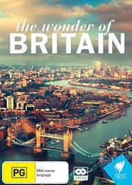The Wonder Of Britain on DVD