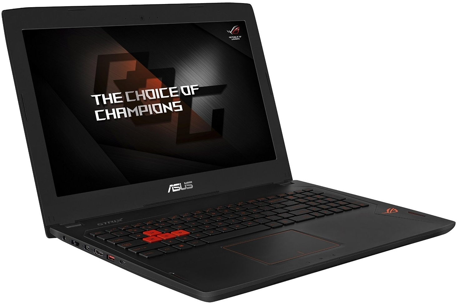 15.6quot; Asus ROG Strix GTX 970M 3GB Gaming Laptop  at Mighty Ape NZ