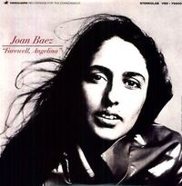 Farewell Angelina (LP) by Joan Baez